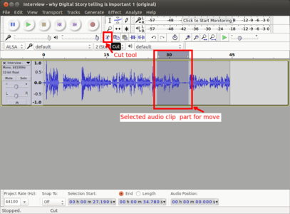 Learn Audacity - Open Educational Resources