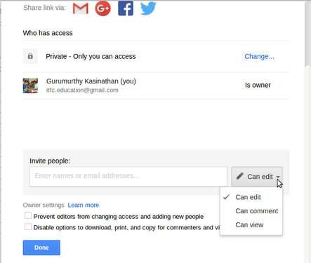 how to open google drive in gmail
